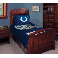 "Indianapolis Colts NFL Twin Comforter Set 63"" x 86"""