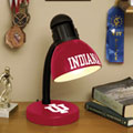 Indiana Hoosiers NCAA College Desk Lamp