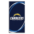 "San Diego Chargers NFL 30"" x 60"" Terry Beach Towel"