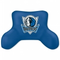 "Dallas Mavericks NBA 20"" x 12"" Cotton Duck Bed Rest"