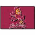 "Arizona State Sun Devils NCAA College 39"" x 59"" Acrylic Tufted Rug"