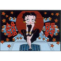 "Betty Boop Shooting Star (19"" x 29"")"