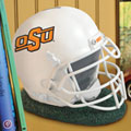 Oklahoma State Cowboys NCAA College Helmet Bank