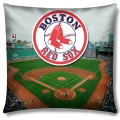 "Boston Red Sox MLB ""Stadium"" 18""x18"" Dye Sublimation Pillow"