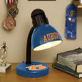 Auburn Tigers NCAA College Desk Lamp