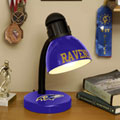Baltimore Ravens NFL Desk Lamp