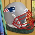 New England Patriots NFL Helmet Bank