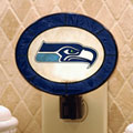 Seattle Seahawks NFL Art Glass Nightlight