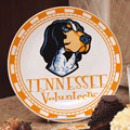 "Tennessee Vols NCAA College 11"" Ceramic Plate"