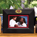 "Tampa Bay Buccaneers NFL 8"" x 10"" Black Horizontal Picture Frame"
