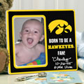 Iowa Hawkeyes NCAA College Ceramic Picture Frame