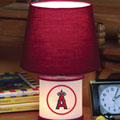 Los Angeles Anaheim Angels MLB Accent Table Lamp