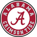Alabama Logo (New) Fathead NCAA Wall Graphic