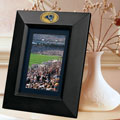 "St. Louis Rams NFL 10"" x 8"" Black Vertical Picture Frame"