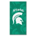 "Michigan State Spartans College 30"" x 60"" Terry Beach Towel"