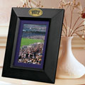 "Pittsburgh Panthers NCAA College 10"" x 8"" Black Vertical Picture Frame"