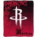 "Houston Rockets NBA Micro Raschel Blanket 50"" x 60"""