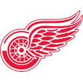 Detroit Redwings Resized Logo Fathead NHL Wall Graphic