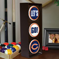 Chicago Bears NFL Stop Light Table Lamp