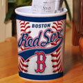 Boston Red Sox MLB Office Waste Basket