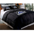 "Colorado Rockies MLB Twin Chenille Embroidered Comforter Set with 2 Shams 64"" x 86"""