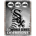 "Chicago White Sox MLB ""Commemorative"" 48"" x 60"" Tapestry Throw"