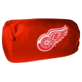 "Detroit Red Wings NHL 14"" x 8"" Beaded Spandex Bolster Pillow"