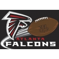 "Atlanta Falcons NFL 20"" x 30"" Tufted Rug"