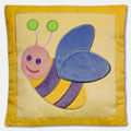 Olive Kids Flowerland Plush Toss Pillow