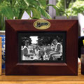 "Florida Marlins MLB 8"" x 10"" Brown Horizontal Picture Frame"