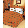 Oklahoma State Cowboys 100% Cotton Sateen Full Bed-In-A-Bag