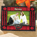 "Arizona Diamondbacks MLB 6.5"" x 9"" Horizontal Art-Glass Frame"