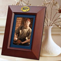 "Pittsburgh Panthers NCAA College 10"" x 8"" Brown Vertical Picture Frame"