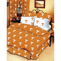 Tennessee Vols 100% Cotton Sateen Queen Bed-In-A-Bag