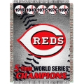 "Cincinnati Reds MLB ""Commemorative"" 48"" x 60"" Tapestry Throw"