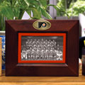 "Philadelphia Flyers NHL 8"" x 10"" Brown Horizontal Picture Frame"