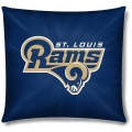"St. Louis Rams NFL 18"" Toss Pillow"