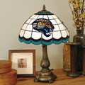 Jacksonville Jaguars NFL Stained Glass Tiffany Table Lamp