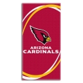 "Arizona Cardinals NFL 30"" x 60"" Terry Beach Towel"