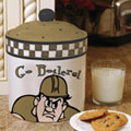 Purdue Boilermakers NCAA College Gameday Ceramic Cookie Jar