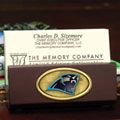 Carolina Panthers NFL Business Card Holder