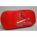 "St. Louis Cardinals MLB 14"" x 8"" Beaded Spandex Bolster Pillow"