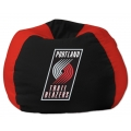"Portland Trail Blazers NBA 102"" Cotton Duck Bean Bag"