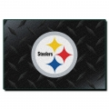 "Pittsburgh Steelers NFL 20"" x 30"" Tufted Rug"