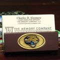 Jacksonville Jaguars NFL Business Card Holder