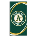 "Oakland Athletics MLB 30"" x 60"" Terry Beach Towel"