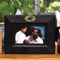 "Carolina Panthers NFL 8"" x 10"" Black Horizontal Picture Frame"