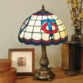 Minnesota Twins MLB Stained Glass Tiffany Table Lamp