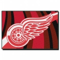 "Detroit Red Wings NHL 39"" x 59"" Tufted Rug"