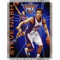 "Steve Nash NBA ""Players"" 48"" x 60"" Tapestry Throw"